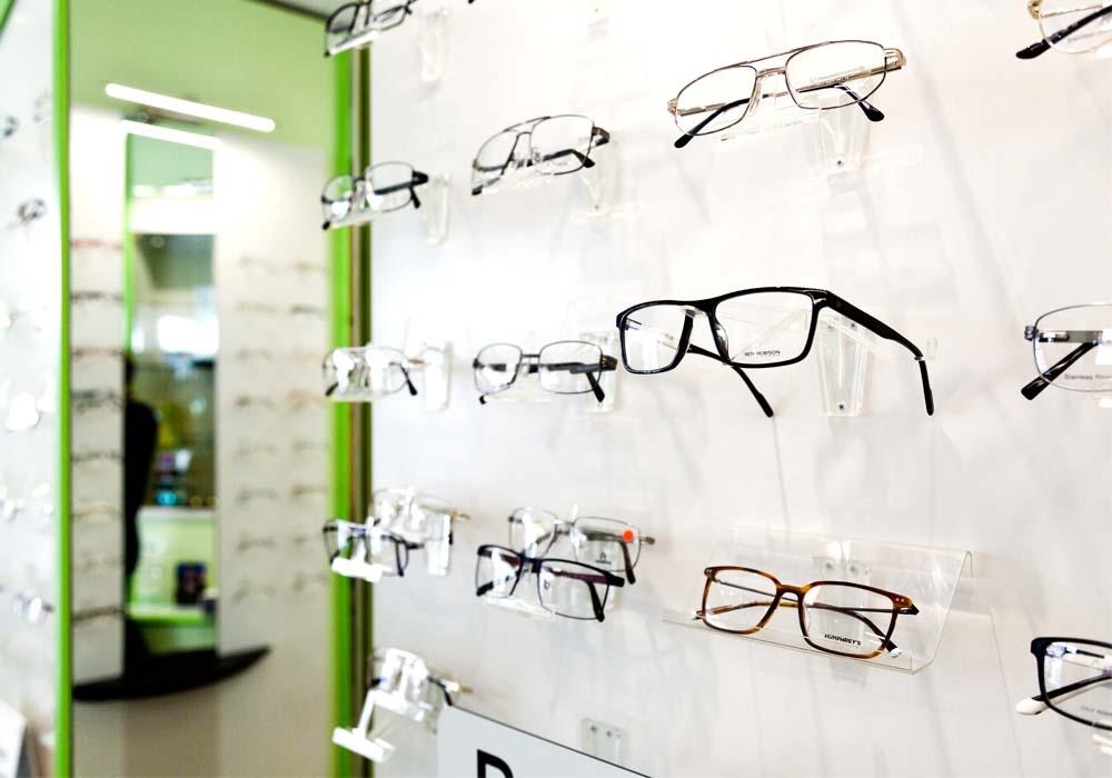 Optiker in Düsseldorf